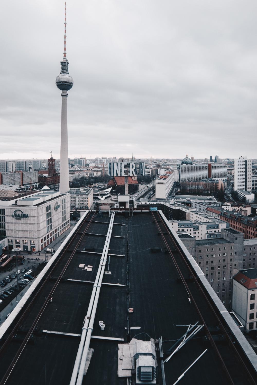 berlínská-televizní-věž
