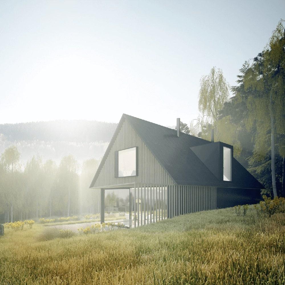 Energeticky soběstačný dům — goflorenc