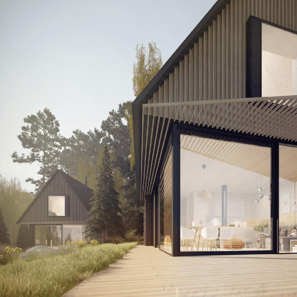 Energeticky soběstačné domy — goflorenc