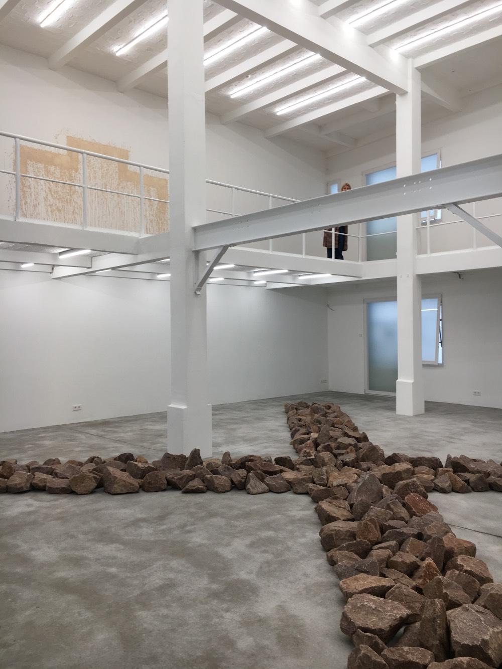 Richard-Long-Konrdad-Fisher-Galerie