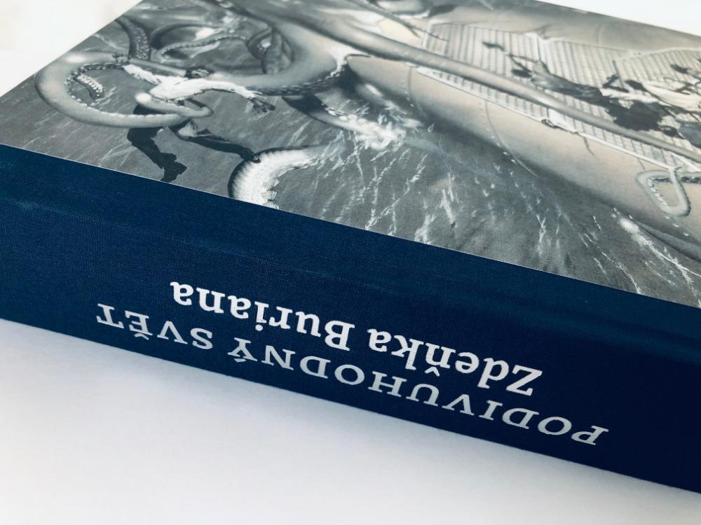 tip-na-knihu-podivuhodny-svet-zdenka-buriana-tip-na-knihu