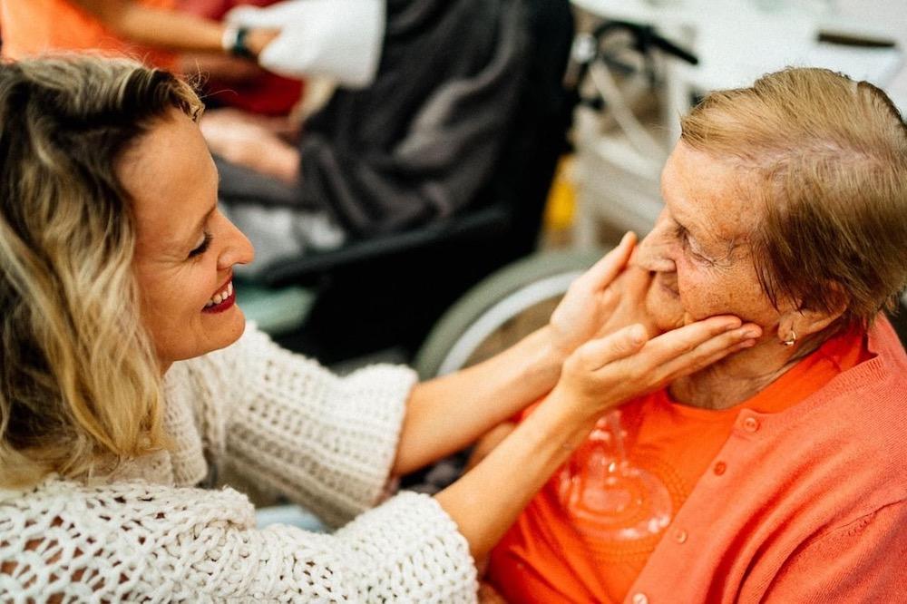 Nezisková organizace pečující o seniory
