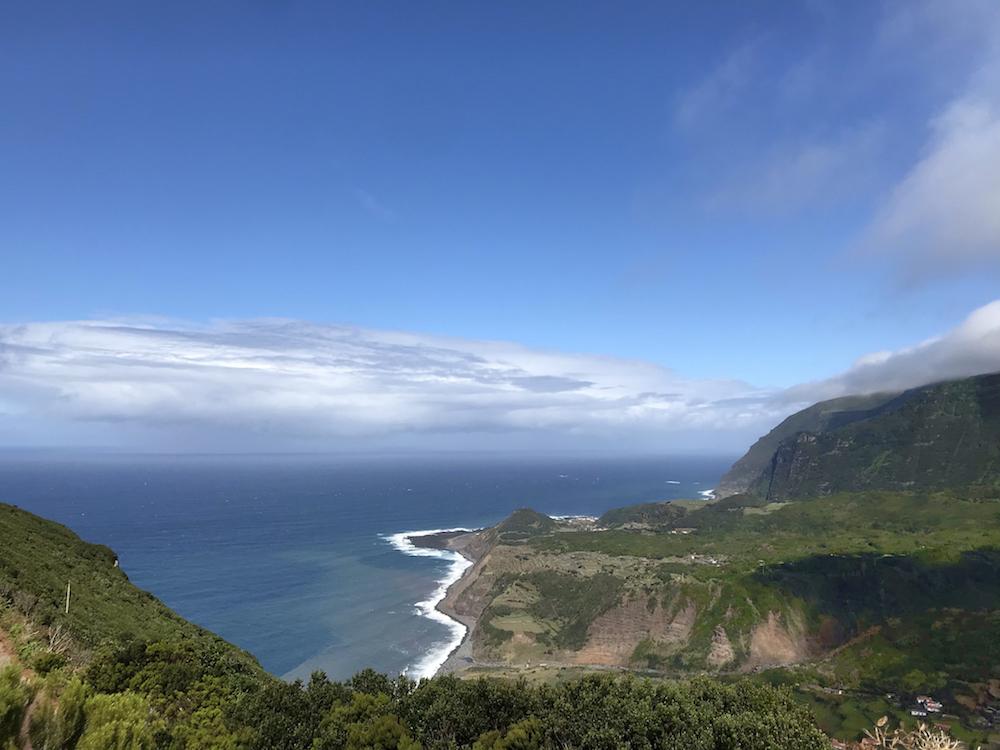 Flores, Azorské ostrovy.