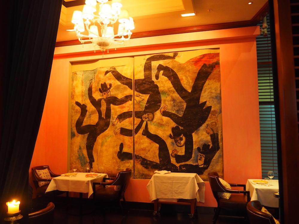 Indická restaurace v Berlíně
