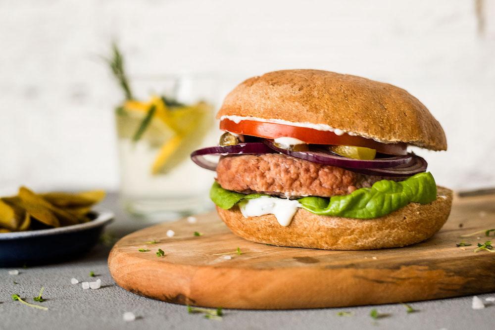 Krutí burger