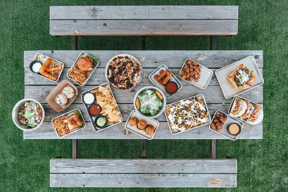 piknik vparku