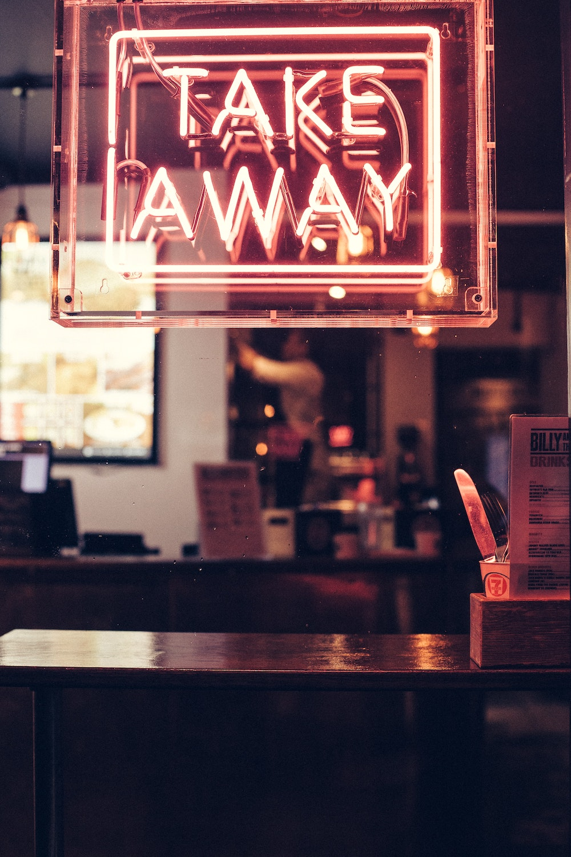 Take away restaurace