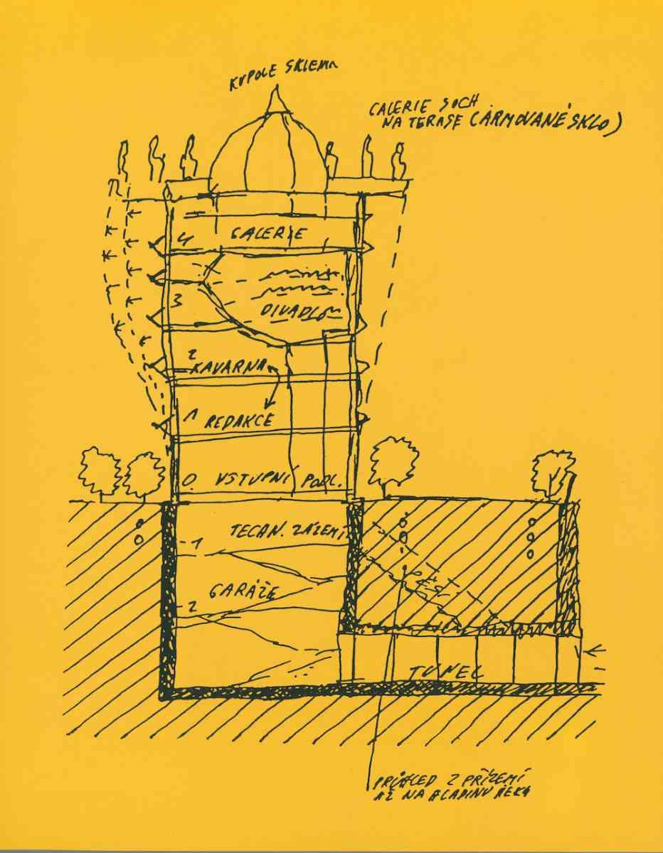 Prvni návrh Vlado Milunic 1990