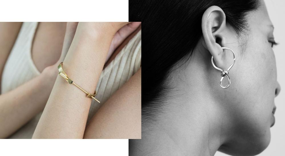 Designerské šperky zBerlína