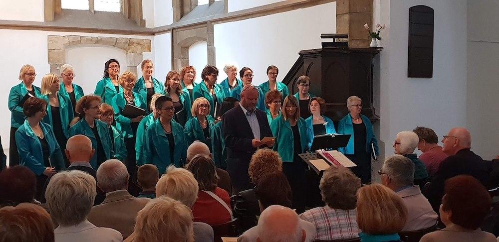 koncert sboru vkostele