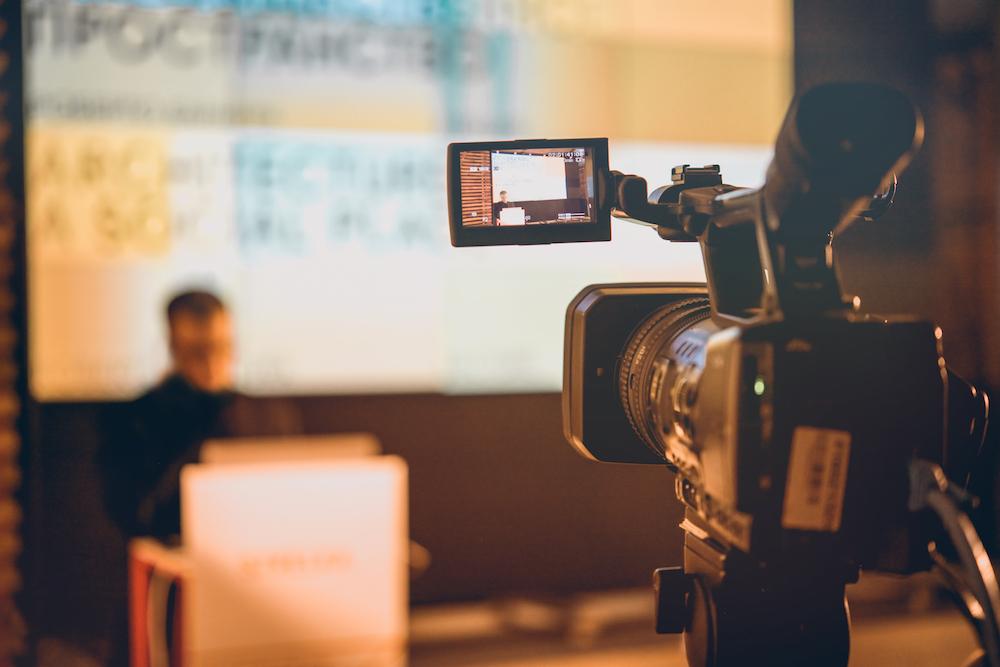 Příprava video konference