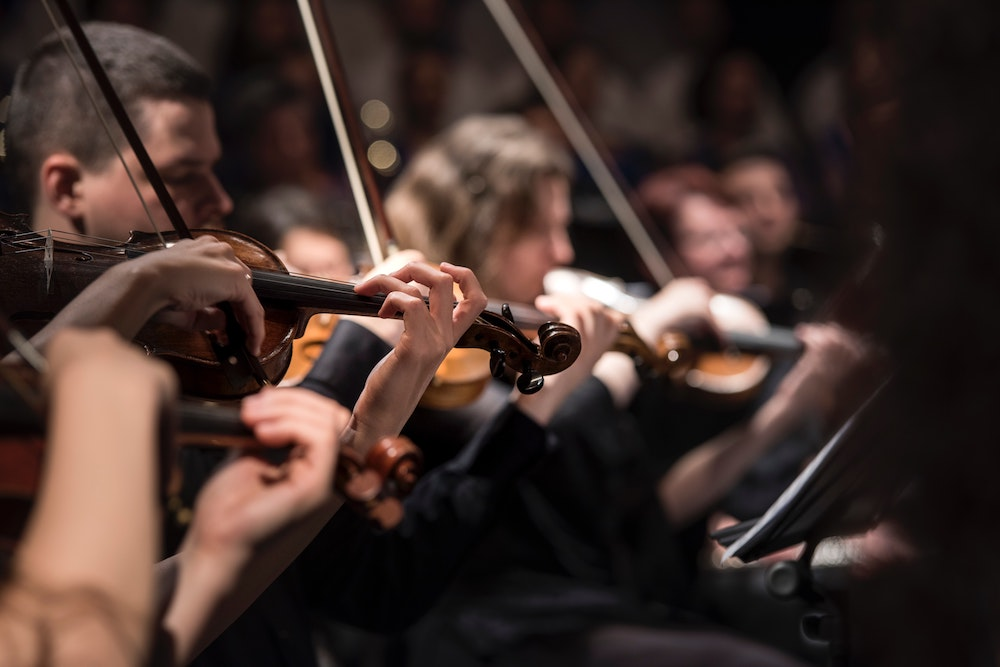 Orchestr koncert