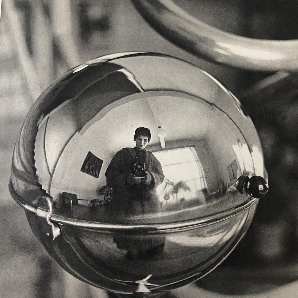 Selfie ze 60.let